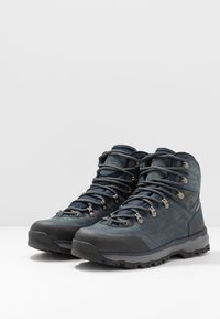CMP - SHELIAK TREKKING SHOES WP - Obuwie hikingowe - antracite - 2