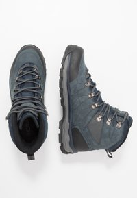 CMP - SHELIAK TREKKING SHOES WP - Obuwie hikingowe - antracite - 1