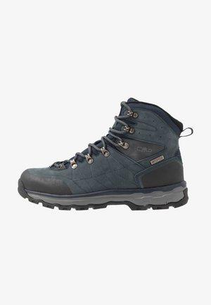 SHELIAK TREKKING SHOES WP - Zapatillas de senderismo - antracite