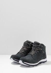 CMP - NIBAL MID LIFESTYLE SHOE WP - Chaussures de marche - antracite - 2