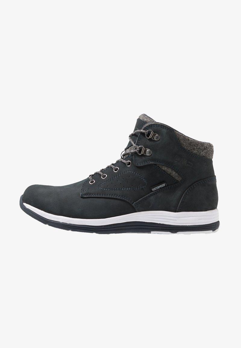 CMP - NIBAL MID LIFESTYLE SHOE WP - Chaussures de marche - antracite