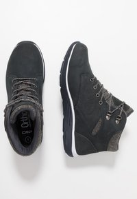 CMP - NIBAL MID LIFESTYLE SHOE WP - Chaussures de marche - antracite - 1