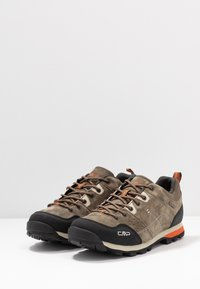 CMP - ALCOR LOW TREKKING SHOE WP - Hikingsko - wood