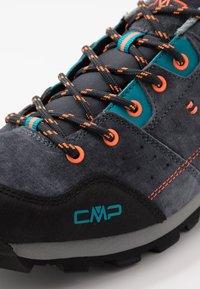 CMP - ALCOR LOW TREKKING SHOE WP - Obuwie hikingowe - antracite - 5