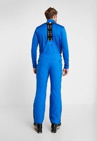 CMP - MAN SKI STRETCH SALOPETTE - Snow pants - royal - 2