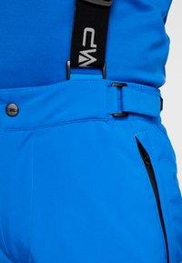 CMP - MAN SKI STRETCH SALOPETTE - Snow pants - royal - 5