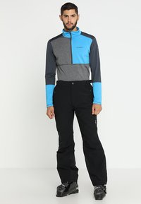 CMP - MAN SKI STRETCH SALOPETTE - Schneehose - nero - 3