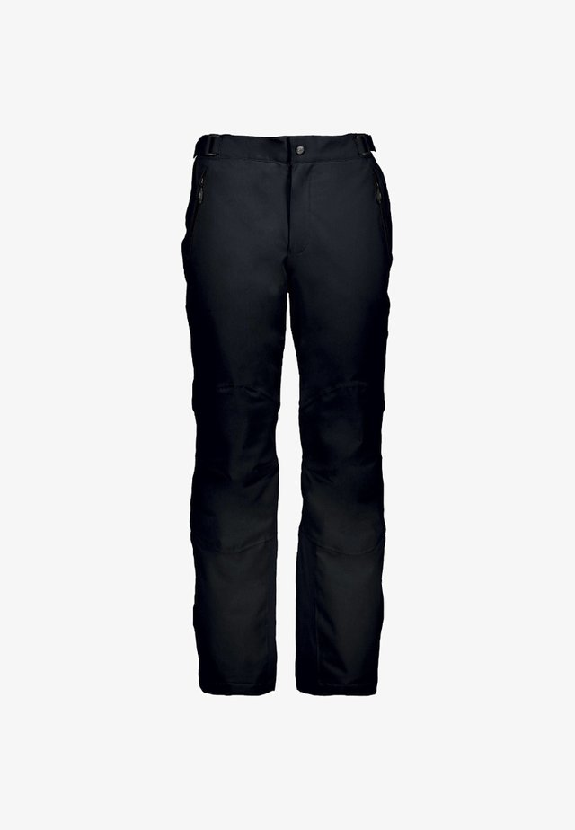 MAN SKI STRETCH SALOPETTE - Snow pants - antracite