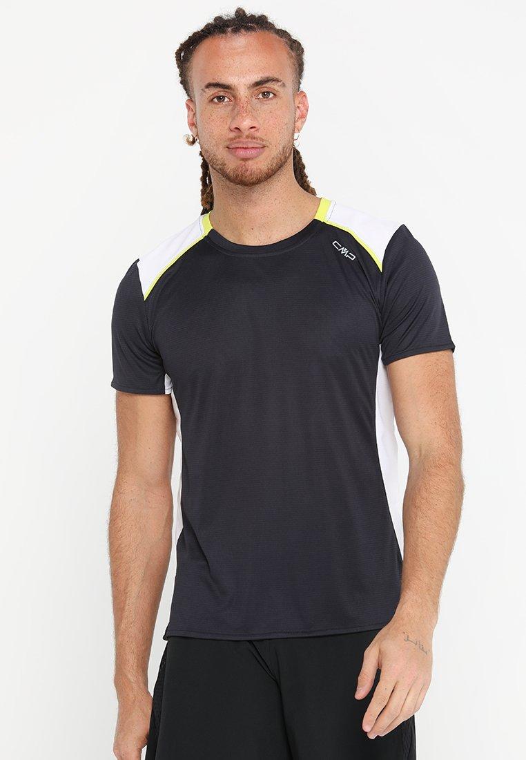 CMP - MAN  - T-shirts print - antracite