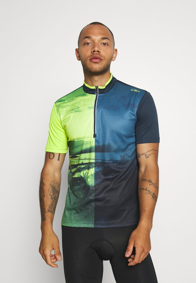 MAN BIKE - T-shirts print - cosmo