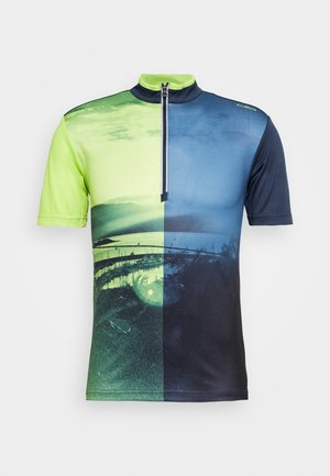 MAN BIKE - Print T-shirt - cosmo