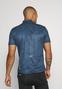 CMP - MAN FREE BIKE - T-Shirt print - plutone/cosmo - 2
