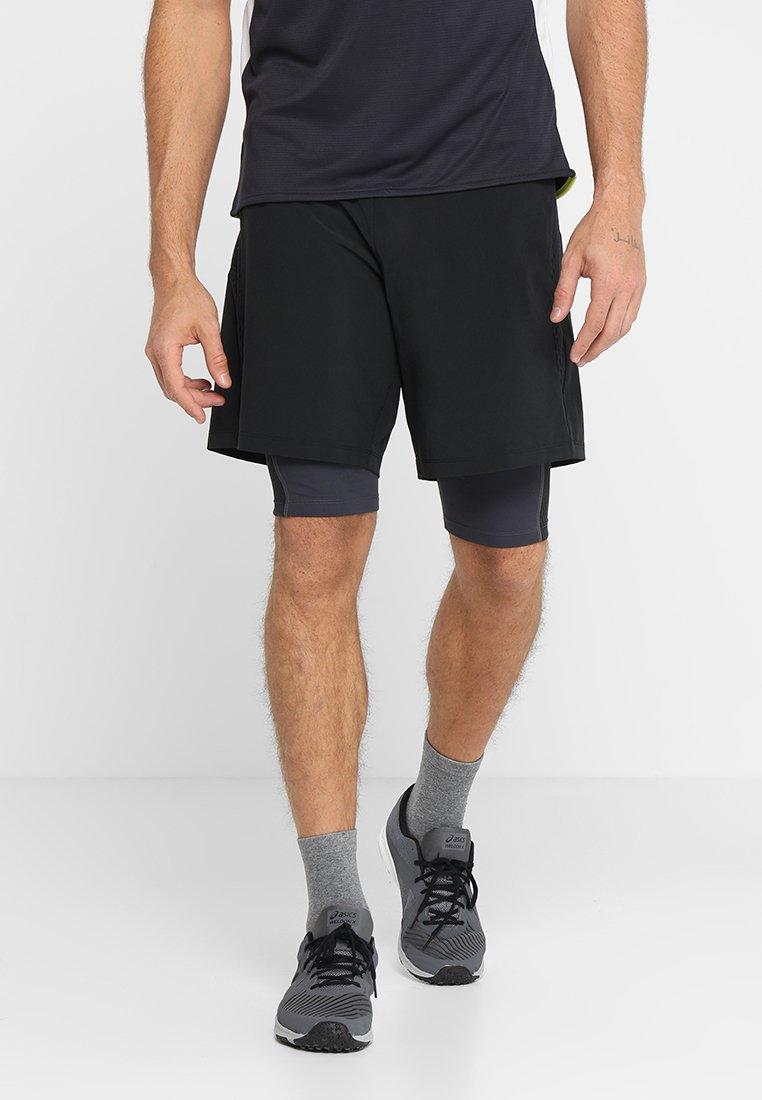 CMP - MAN TRAIL BERMUDA 2-IN-1  - Sports shorts - nero