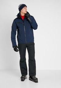 CMP - MAN PANT - Snow pants - nero melange - 1