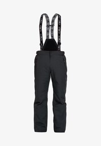 CMP - MAN PANT - Snow pants - nero melange - 6