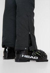 CMP - MAN PANT - Snow pants - nero melange - 5