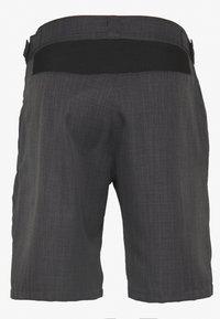 CMP - MAN FREE BIKE BERMUDA WITH INNER UNDERWEAR - Sports shorts - nero - 1