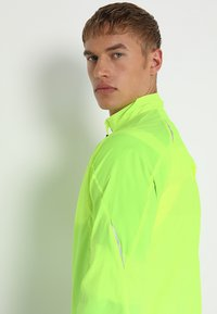 CMP - MAN TRAIL JACKET - Sports jacket - yellow fluorecent - 4