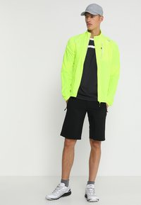 CMP - MAN TRAIL JACKET - Sports jacket - yellow fluorecent - 1