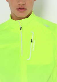 CMP - MAN TRAIL JACKET - Sports jacket - yellow fluorecent - 10