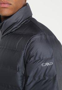 CMP - MAN JACKET - Bunda zprachového peří - antracite/grey - 6