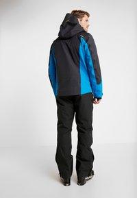 CMP - MAN JACKET FIX HOOD - Ski jas - antracite - 2