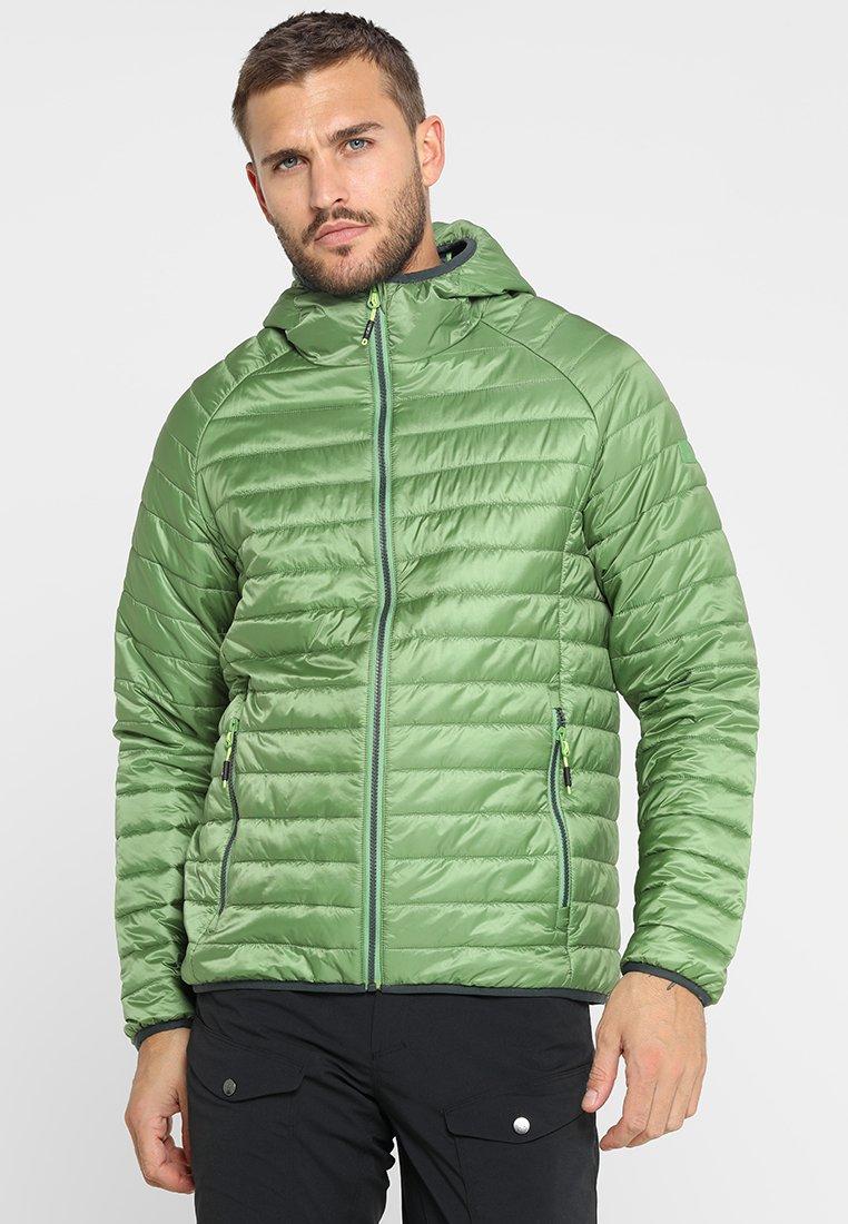 CMP - MAN JACKET FIX HOOD - Outdoor jacket - edera