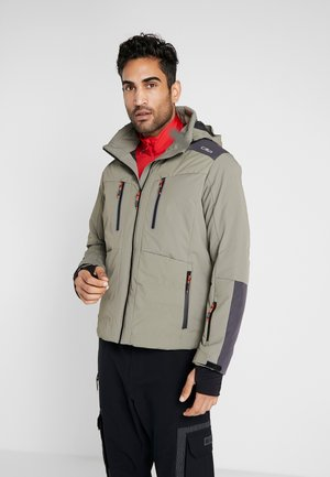 MAN JACKET ZIP HOOD - Ski jas - torba