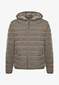 CMP - MAN JACKET FIX HOOD - Outdoor jacket - wood - 3