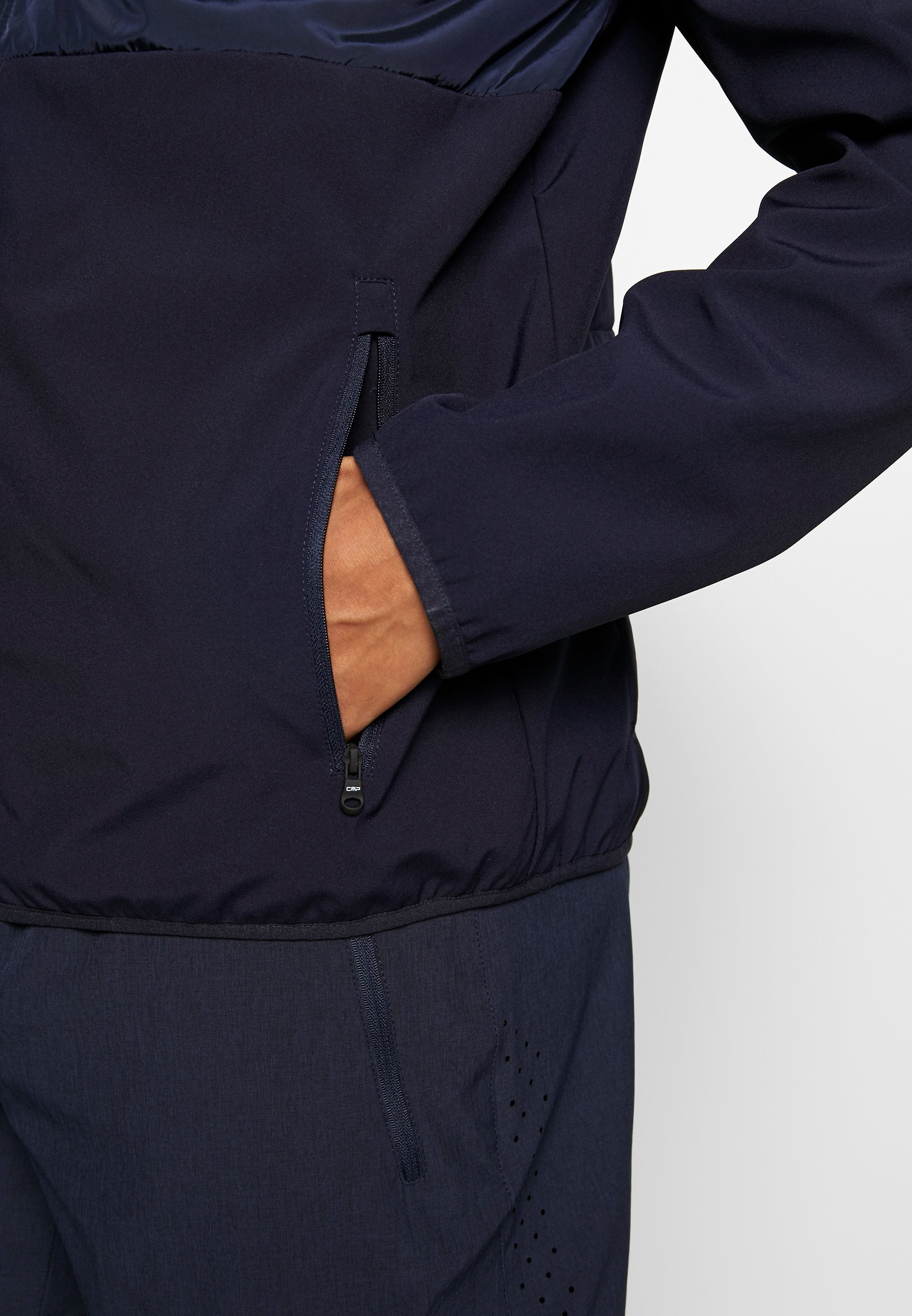 Cmp Man Jacket - Regenjas Dark Blue