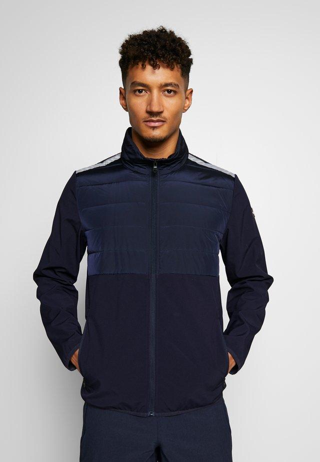 MAN JACKET - Waterproof jacket - dark blue