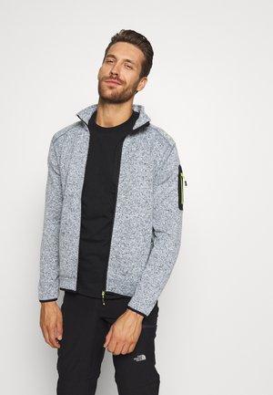 MAN JACKET - Fleecová bunda - plutone