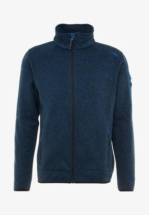 MAN JACKET - Fleece jacket - inchiostro