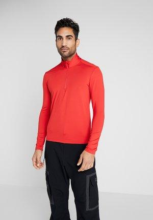 MAN - Fleece jumper - ferrari