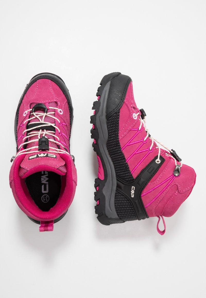 CMP - KIDS RIGEL MID SHOES WP - Outdoorschoenen - pink