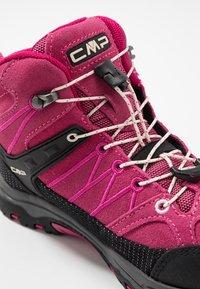 CMP - KIDS RIGEL MID SHOES WP - Outdoorschoenen - pink - 2