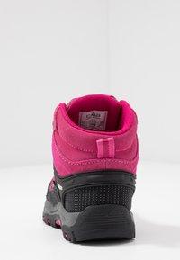 CMP - KIDS RIGEL MID SHOES WP - Outdoorschoenen - pink - 4
