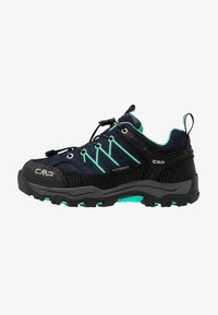 CMP - KIDS RIGEL LOW SHOES WP - Fjellsko - blue/aqua mint - 1