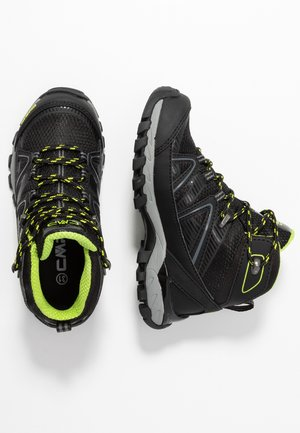 KIDS SHEDIR MID SHOES WP - Outdoorschoenen - nero