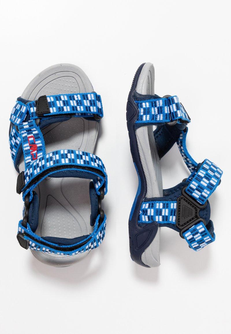 CMP - KIDS HAMAL HIKING - Trekkingsandaler - blue/royal