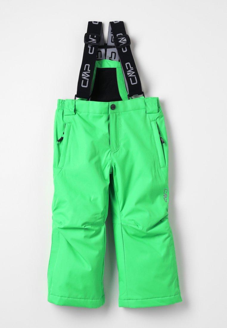 CMP - SALOPETTE - Zimní kalhoty - green