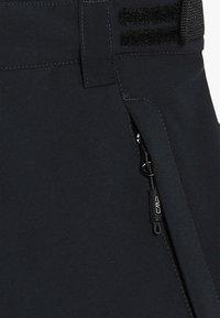 CMP - JUNIOR PANT - Snow pants - antracite - 5