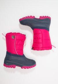 CMP - KIDS HANKI  - Zimní obuv - strawberry - 0