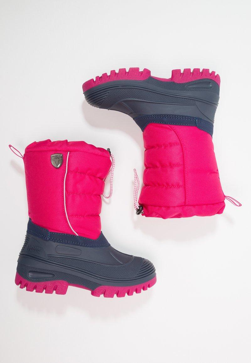 CMP - KIDS HANKI  - Zimní obuv - strawberry