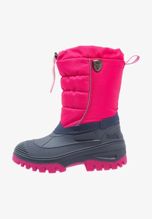 KIDS HANKI  - Snowboots  - strawberry