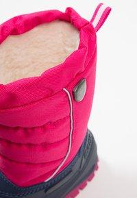 CMP - KIDS HANKI  - Zimní obuv - strawberry - 2