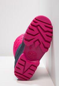 CMP - KIDS HANKI  - Zimní obuv - strawberry - 5