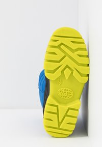 CMP - KIDS HANKI  - Vinterstøvler - river/lime green - 5