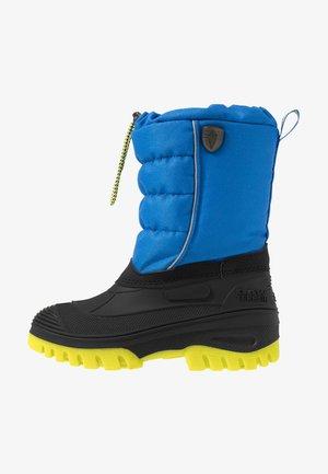 KIDS HANKI  - Snowboot/Winterstiefel - river/lime green