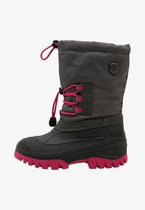 AHTO - Botas para la nieve - asphalt